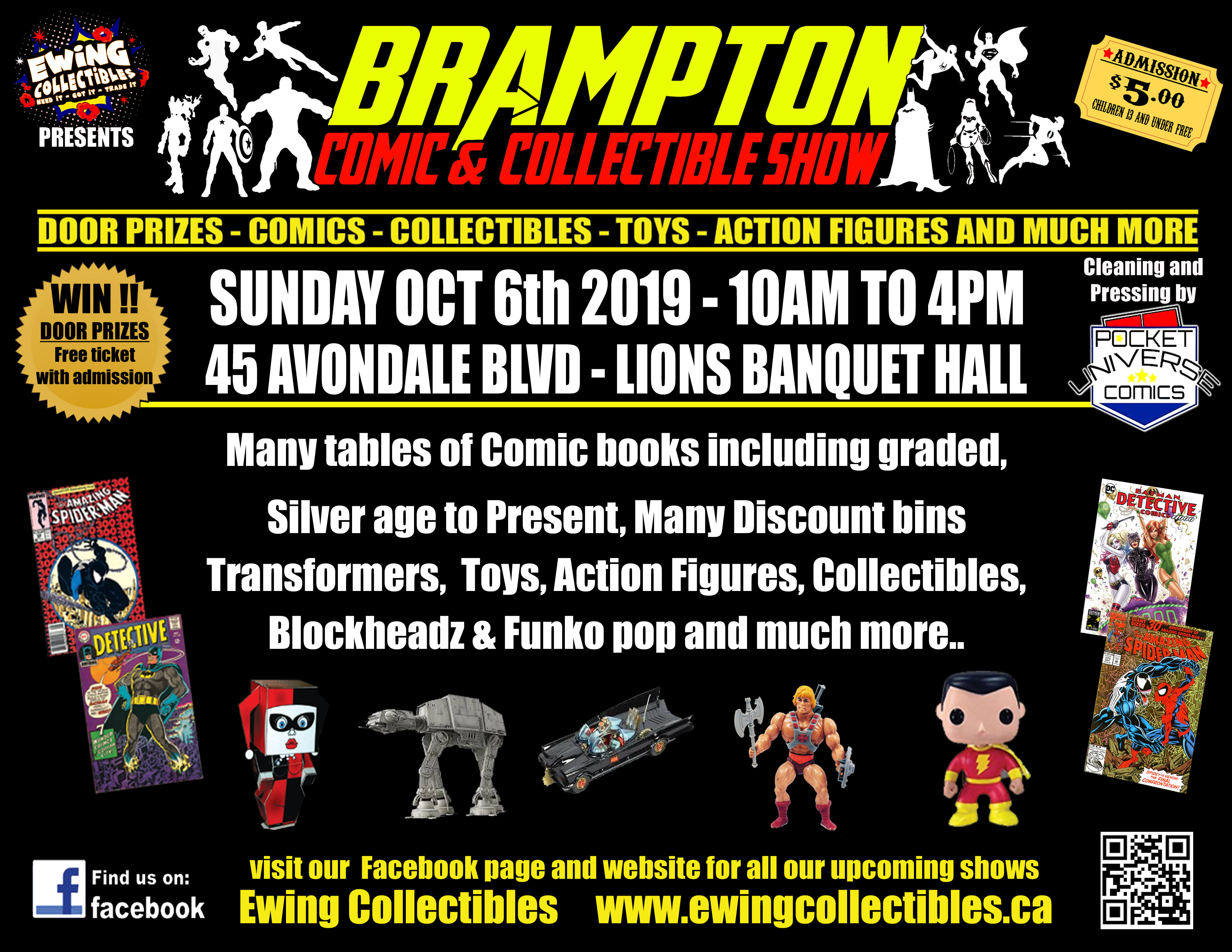 Brampton Comic and Collectibles Show